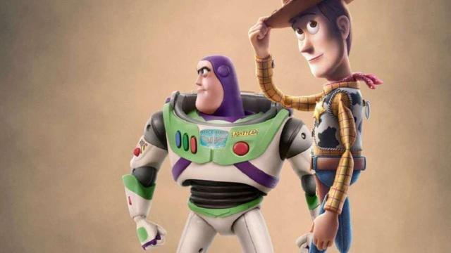 《玩具总动员4》即将于今年暑假上映