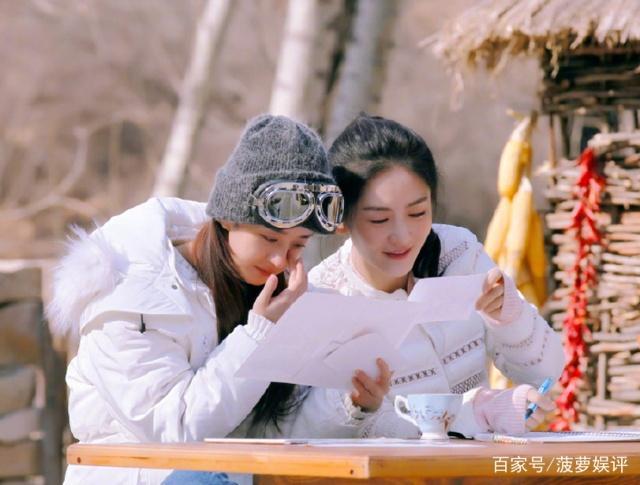 冯绍峰送赵丽颖去谢娜家玩,嘱咐记得要锁,有谁注意娜姐的反应?