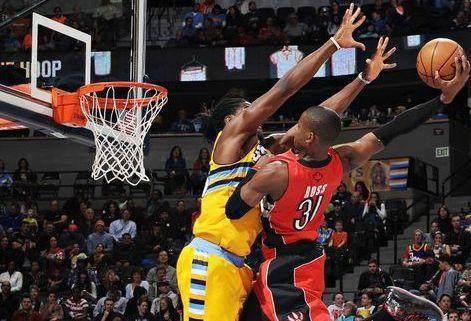 现役NBA七大最有名黑人短臂球员!