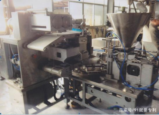 侵害饺子机实用新型专利权纠纷案件