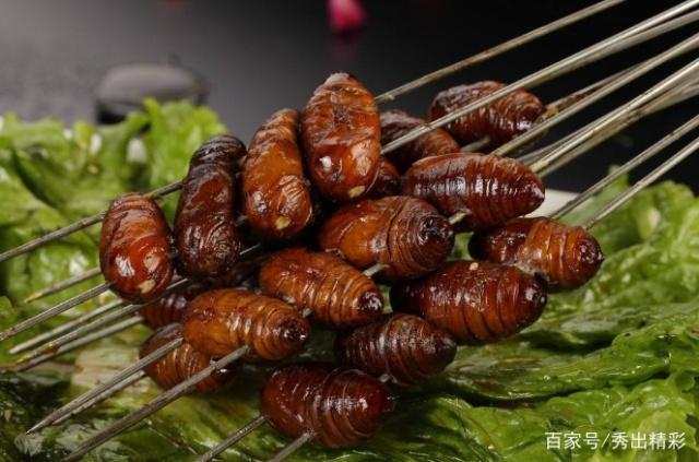 吃烧烤时,如果男朋友点下面5种食物,你敢吃吗?
