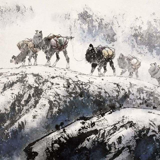 谢灵运的这两句写雪的古诗,在后世有很高的评