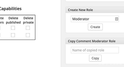 WordPress用户角色和权限,了解一下
