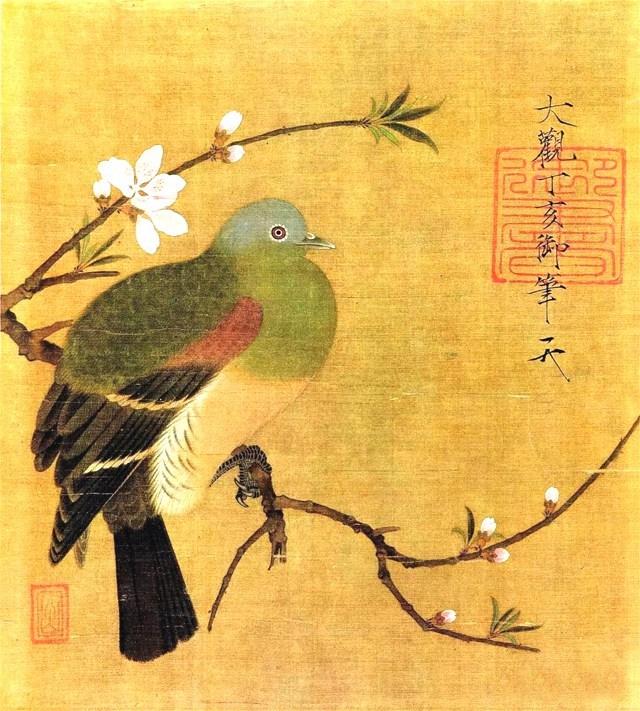 留白,无声胜有声,新春赏名画,宋画带给世界一种含蓄幽深的美学