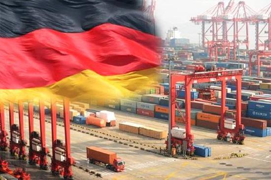 德国疲弱贸易数据表明第三季经济增长贫乏
