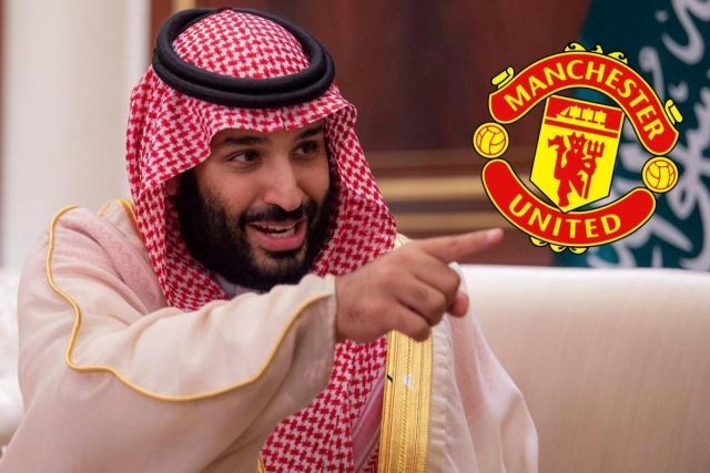 突然暴富?沙特王储38亿镑欲收购曼联,索尔斯克