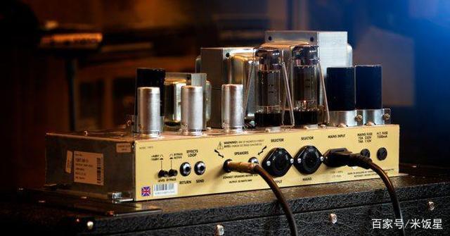 吉他手的电吉他音箱选购指南 - 第4部分:功率放大器
