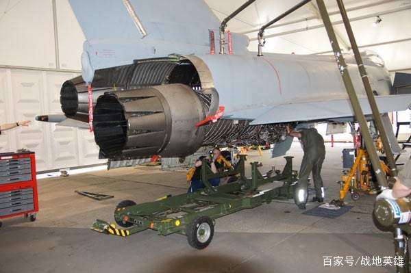 世界战机发动机排行榜,美国第一,中国第几?