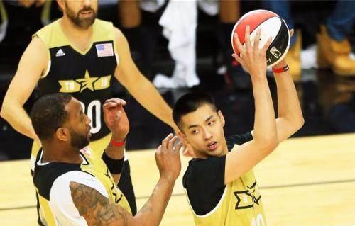 NBA全明星赛湖人有吴亦凡,3次参加,篮球实力明星光环选哪个?