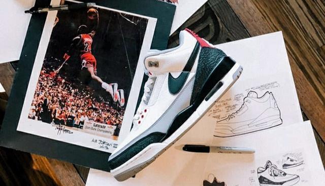 u=2866649148,2931142850&fm=173&app=25&f=JPEG?w=640&h=366&s=BF5249825AB227B7FE9990DC03001090 - Air Jordan 3的背後故事:30年前,這雙籃球鞋拯救瞭