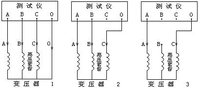 变压器有载开关测试仪相关原理说明