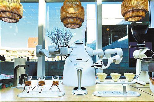 商場機器人帶來購物新體驗