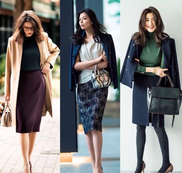 30~40岁女性秋季穿搭,穿出自己的风格,穿出干练知性,温柔娴静
