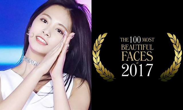 2017世界最美的100张面孔出炉