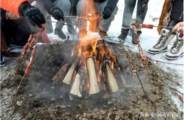 曾在国内最冷的地方,想要煮东西吃,然而所遇到的事实却很残酷