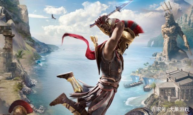 《刺客信条》:奥德赛带你走进古希腊 全新海战领略不一样的冒险