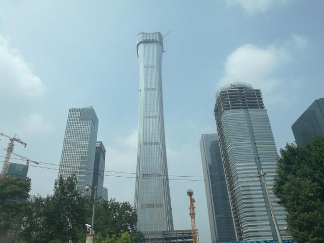 中国尊-北京壮观的天际线!(图5)