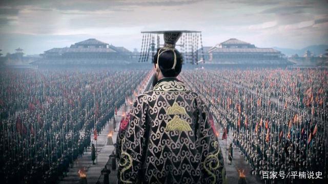"""秦始皇兵马俑原本不是一体的,也不是""""土黄色"""",专家复原彩绘图"""