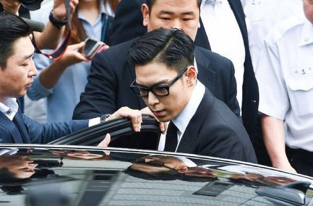 TOP@BIGBANG吸大麻成导火线?韩国警察厅明