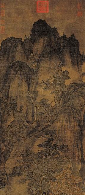 中国名画赏析(第十三期)
