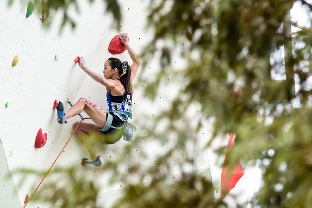 攀岩——2018国际攀联世界杯中国吴江汾湖站开赛