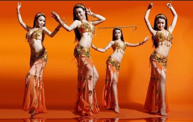 简直太有爱,3500年前为了代孕妈妈发明的舞蹈