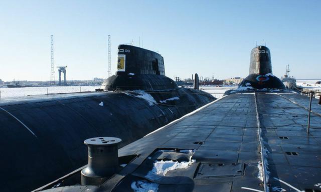 中国重量级核潜艇下水 载弹量与潜射能力超群
