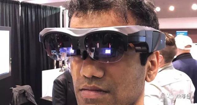 哪款AR眼镜好?看看2018最新AR眼镜排名 AR资讯 第9张