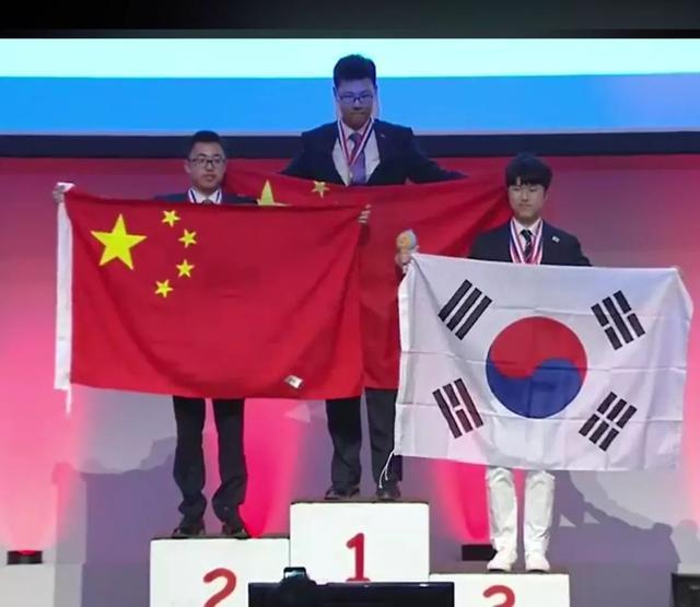 重磅喜讯:2019国际化学奥赛中国3金1银,中国包揽全部第一,牛!