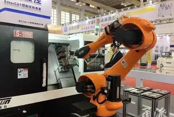 工业机器人,宁波如何玩转?