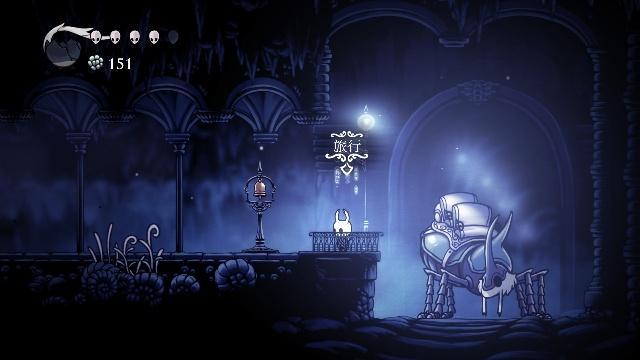 空洞骑士评测:与君一起探索地下城的奥秘图5