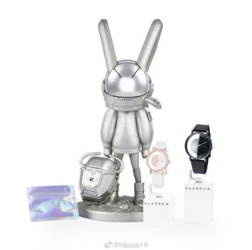得物獨傢首發KLASSE14太空育種腕表潮玩禮盒 全球限量200個