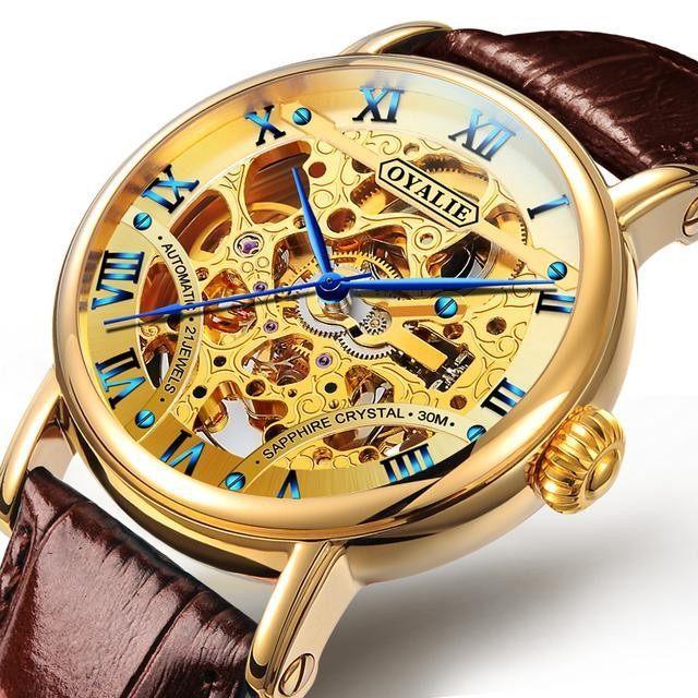 2018最時尚的6款手錶,很多男人都望而止步,剁手也要買