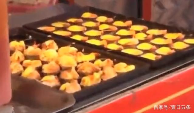 韩国艺人到中国做美食节目,厦门街头的美食小