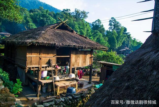 中国最后一个原始部落在云南,仅存不到300户人家,如世外桃源