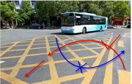 左转车道掉头,开车掉头,左转弯掉头,扣6分,违章查询网