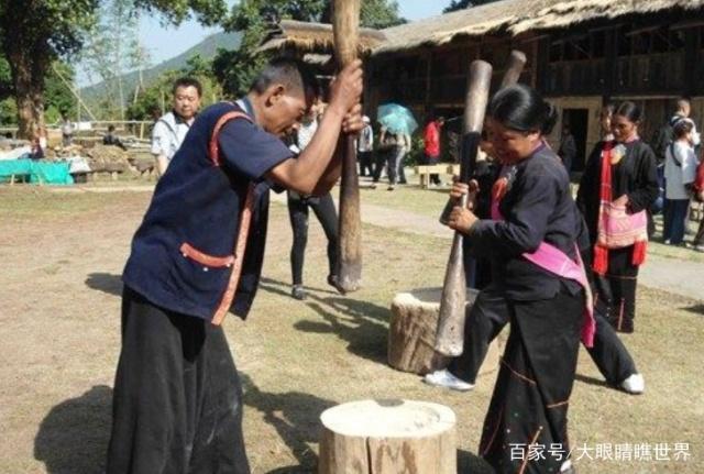中国这个原始部落,人家不过300户,男耕女织令人羡慕