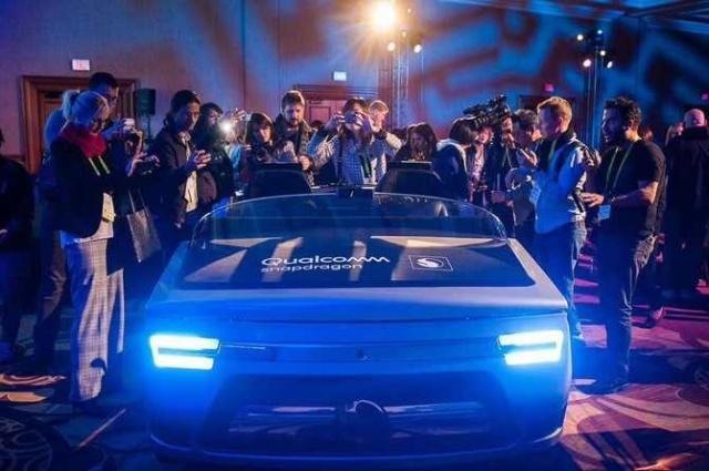 奥迪、杜卡迪和福特采用C-V2X方案在CES现场展示交互演示