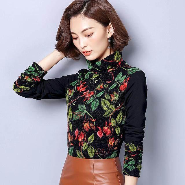 2018年春季特别时尚的女装打底衫,买了不会后悔!太好看了