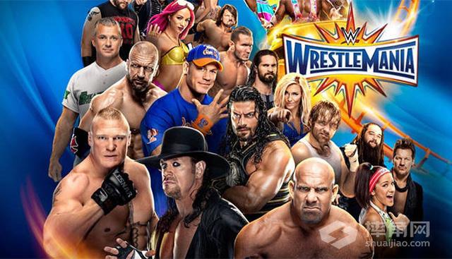 「wwe摔角狂热33完整版」摔跤狂热33