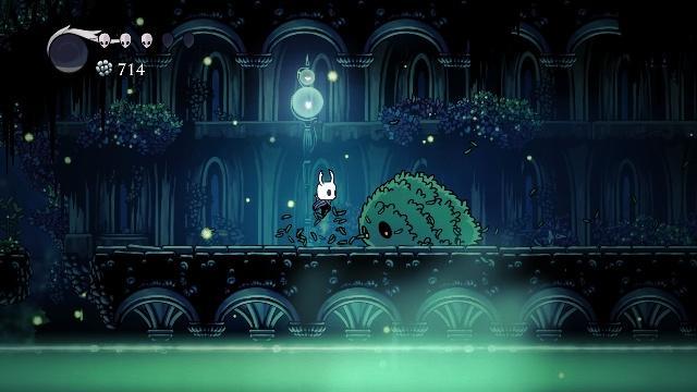 空洞骑士评测:与君一起探索地下城的奥秘图11