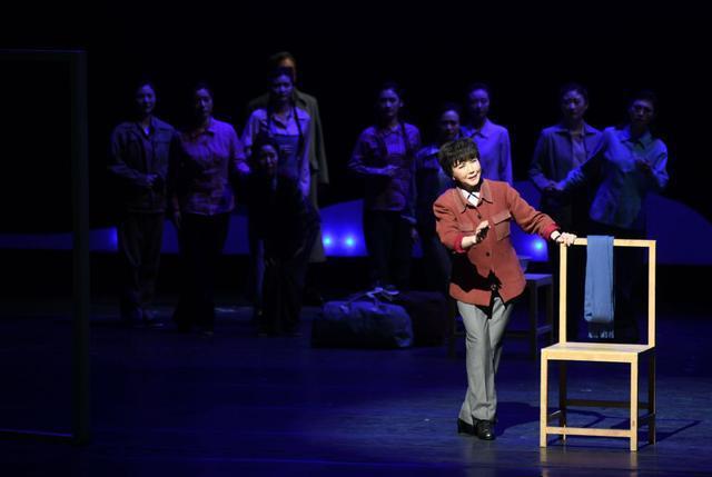 滬劇《敦煌女兒》在國傢大劇院上演
