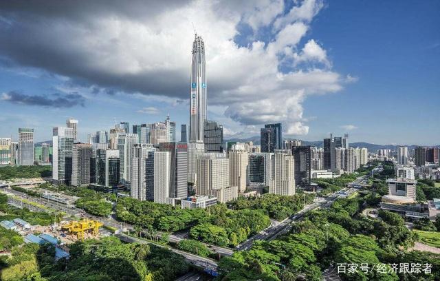 广东省各城市2018年人均GDP排名:深圳、珠海