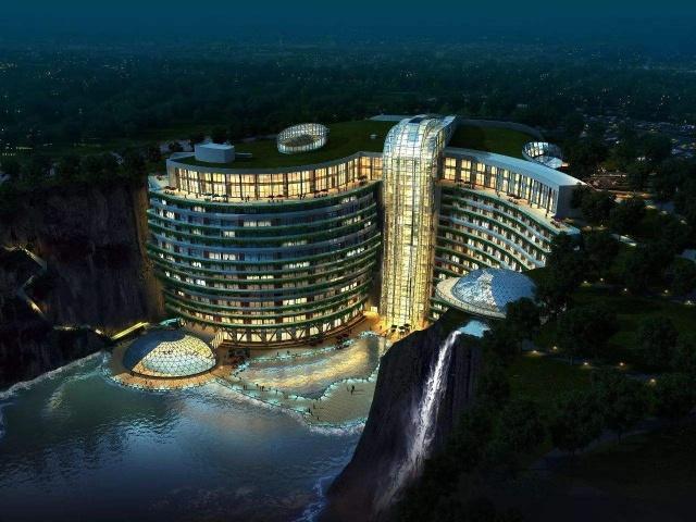 """中国建了一座""""世界最矮高楼"""",被称作""""人类建筑史上的奇迹""""!-玩意儿"""