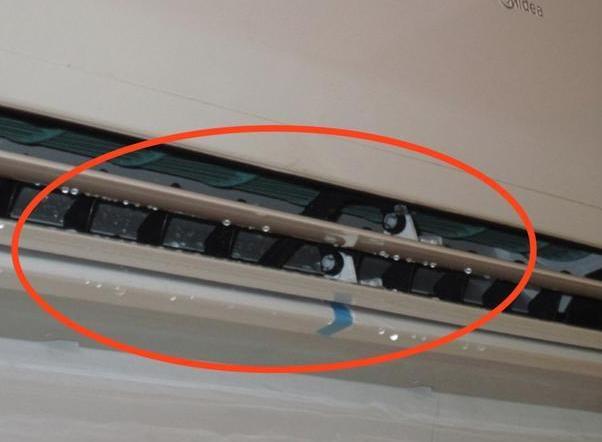 空调室内机滴水