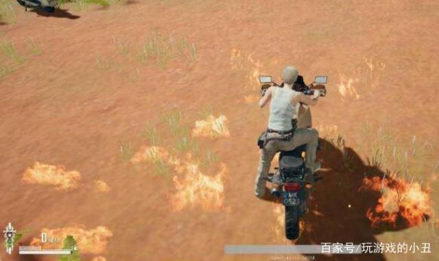 绝地求生:玩家偶然发现燃烧瓶的新用途,但了解的人却很少!