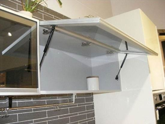 现代吊柜门怎么安装更实用|力航门窗厂|门窗知识-佛山市南海力航门窗厂