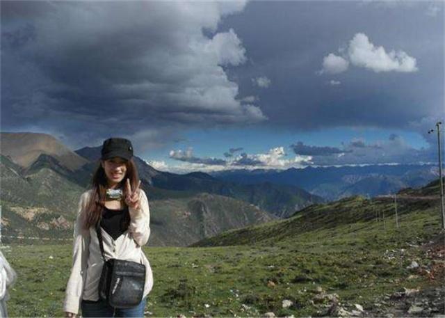 """川藏线途中不""""洗浴"""",穷游女有自己的想法 川藏线旅游攻略 第4张"""