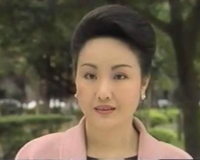 《新白娘子传奇》许仙姐姐扮演者许娇容近照曝光,年近70依旧美丽!