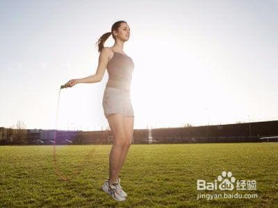 在家就能做的全身运动——跳绳减肥法!一周瘦-轻博客